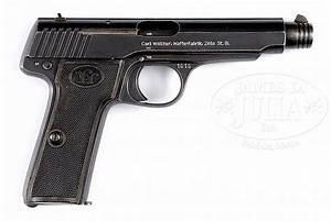 Walther Modell 55 : large and impressive walther model 6 pistol ~ Eleganceandgraceweddings.com Haus und Dekorationen