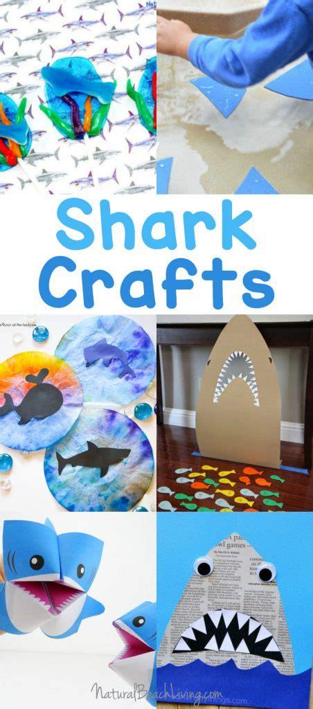shark craft  preschool  kindergarten   shark