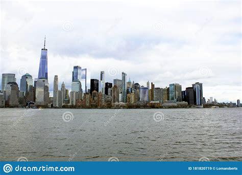 New York, USA - One World Trade Center Building ...