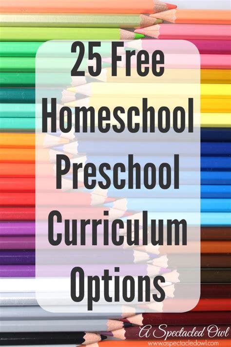 25 free homeschool preschool curriculum options a 616 | FreeHomeschoolPreschoolCurriculumOptions 683x1024