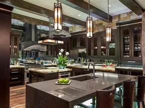 open house plans with large kitchens 15 big kitchen design ideas home design lover