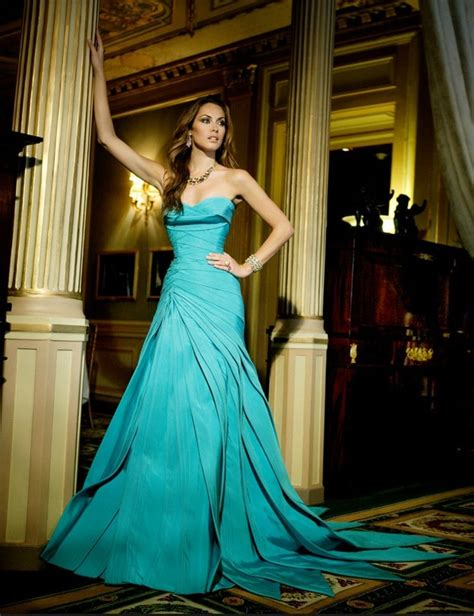 Glamorous Evening Dresses-Haute Couture by Mario Sierra ...