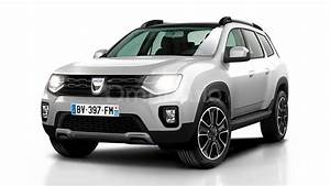 Duster Prestige 2016 : 2017 dacia duster gets rendered ~ Gottalentnigeria.com Avis de Voitures