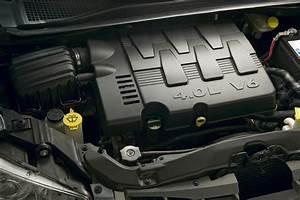 2008 Dodge Grand Caravan Sxt 4 0l V6 Engine   Pic    Image