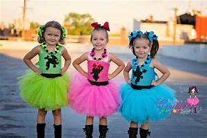 Power Puff girls inspired costumes Blossom by ...