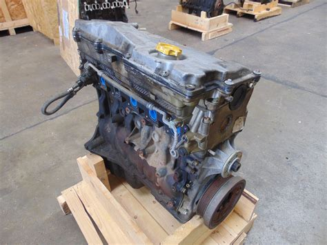 you are bidding on a land rover td5 takeout diesel engine p no lbb001180e it is direct from the