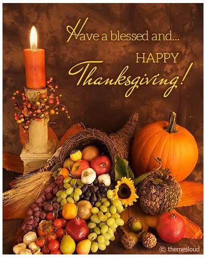 Thanksgiving Happy Blessed Wish Wishes Greetings Messages