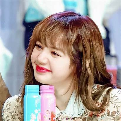 Lisa Smile Blackpink Mar Isnt Precious Purpleyellow