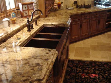 granite countertops traditional kitchen countertops