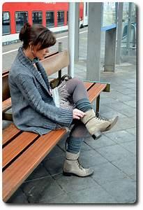 Kleid Stiefeletten Kombinieren : outfit in grau graue stiefeletten kombinieren ~ Frokenaadalensverden.com Haus und Dekorationen