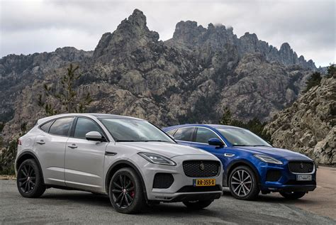 2018 Jaguar Epace Review • Gear Patrol