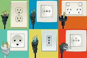Stay Plugged In  Here U2019s A Handy Guide To Plugs And Sockets