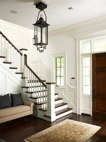 Entryway Staircase Cape Cod House