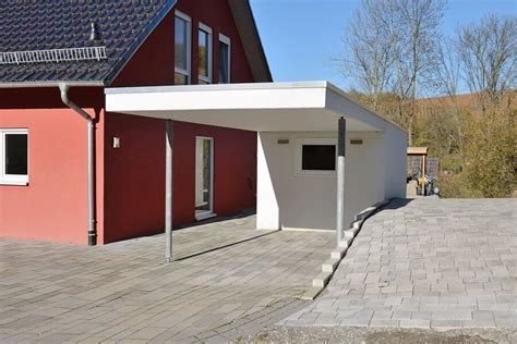 Carport Garage Kombination by Garagen Carport Kombinationen Ott Garagen
