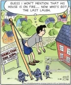 cruel joke and comics pictures from cartoonstock