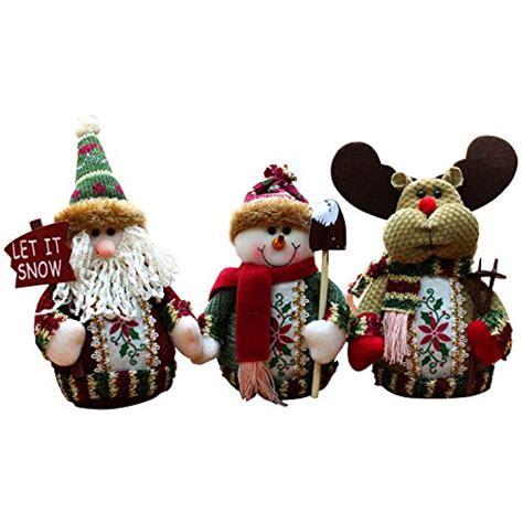 christmas decorations santa amazoncom