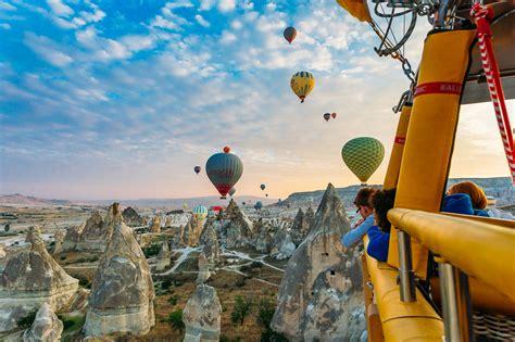 Our Epic Cappadocia Hot Air Balloon Ride Bold Travel