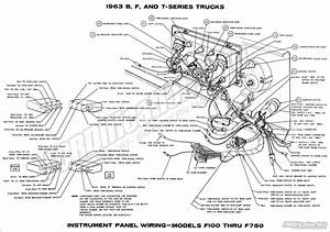 1956 Ford Instrument Cluster Wiring