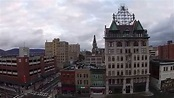 Downtown Scranton Pennsylvania 2015 - YouTube