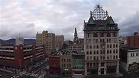 Downtown Scranton Pennsylvania 2015 - YouTube