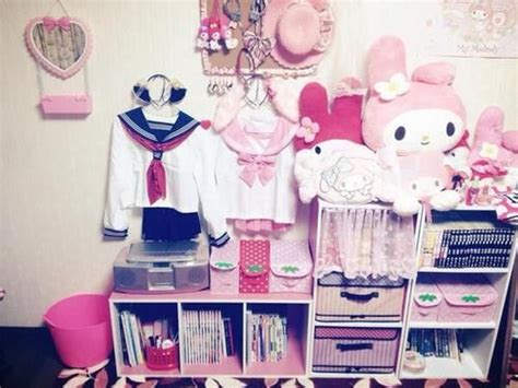 1000+ Ideas About Kawaii Bedroom On Pinterest