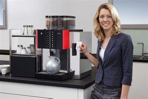 Selbstbedienungs-kaffeemaschine Wmf 1800 S Vereint