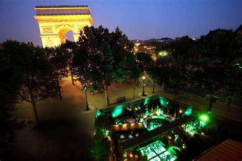 L'Arc Paris Restaurant Bar & Club   iDesignArch   Interior Design, Architecture & Interior