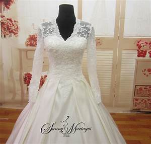 Princesse robe a pictures to pin on pinterest tattooskid for Robe de mariée avec dentelle