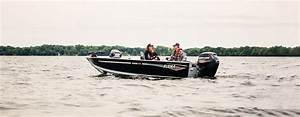 2017 Alumacraft 175 Tiller Boat