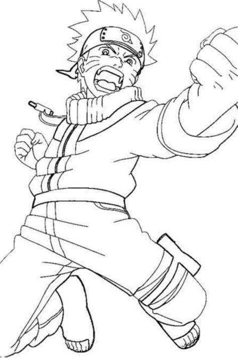 spesial 41 gambar mewarnai dan sasuke