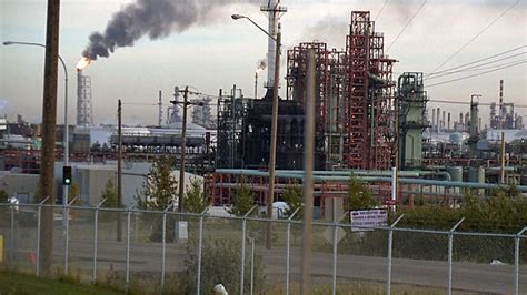 Power loss causes refinery row flare ups   CTV Edmonton News