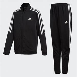 Adidas Tiro Track Suit - Black   adidas UK