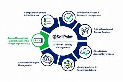 Management Sailpoint Identity Access Diagram Ai Driven