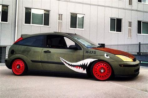 ford focus rat cars pinterest ford focus ford  rats