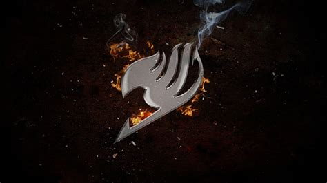 wallpapers  fairy tail symbol wallpaper hd