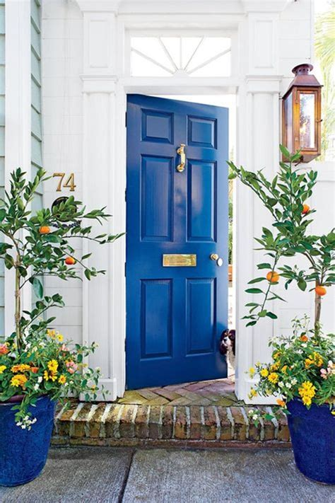 home interiors paint color ideas 5 bold colors for the front door emily a clark
