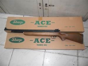 Guns And Hobbies  Senapan Sharp Ace Japan