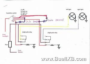 X1 Pocket Bike Wiring Diagram