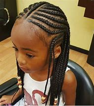 Little Black Girl Hairstyles Kids Braids