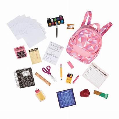 Accessory Generation Doll Inch