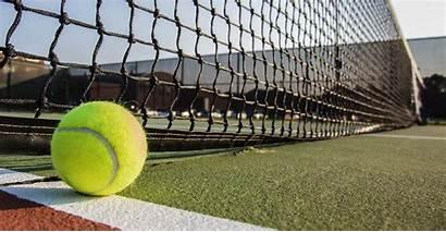 Tennis Court Wallpapers Background Wallpapersafari Storm Lake
