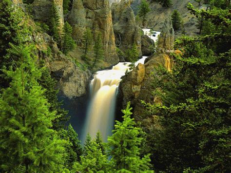 beautiful waterfall landscapes beautiful landscape quotes quotesgram