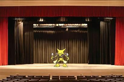 Stage Animation Alakazam Gifs Gfycat Digital Pulled