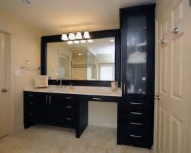 sink makeup vanity same height the drawers and