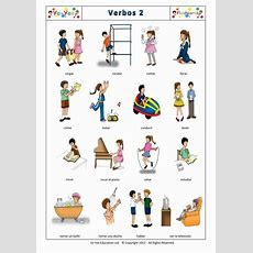 Verbos  Spanish Ideas  Pinterest  Spanish, Learn Spanish And Language
