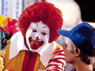 ronald mcdonald clown   scary  ewcom