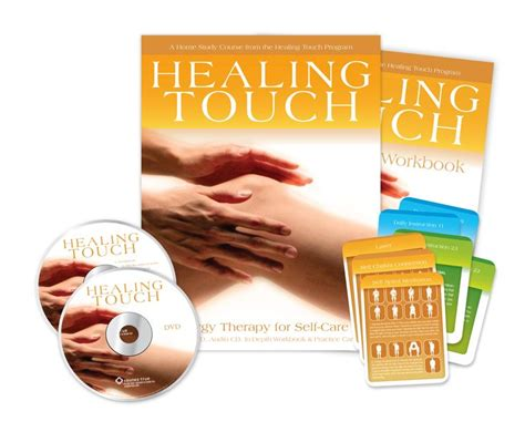 Learn Healing Touch For Energy-based Self-care The Healing