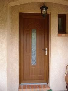 porte d entree pvc couleur bois les portes d 39 entr e With porte d entree pvc couleur bois
