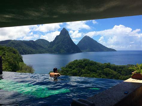 Jade Mountain St Lucia Katherine Gould Luxury Travel