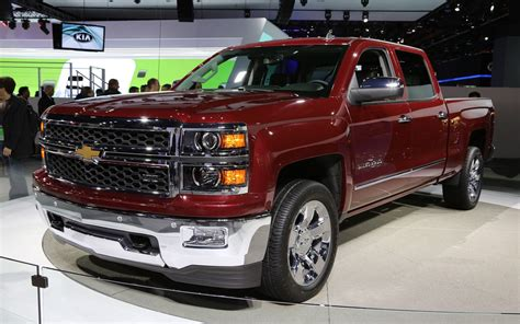 2014 Chevrolet Silverado 1500 Bows In Motor City 2013